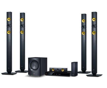 Home Theater Lg Bh7530tw Lg 5 1ch Smart 3d Tm Home Theater With Aramid Fiber