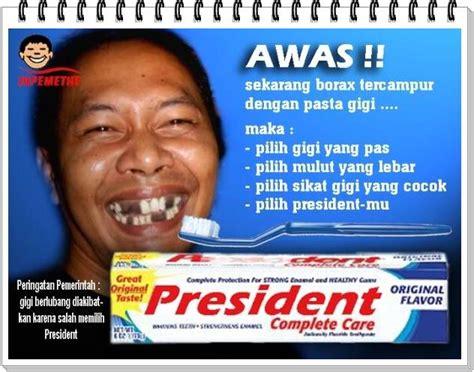 Pasta Gigi Terbaru iklan lucu pasta gigi president blogkuplak portal