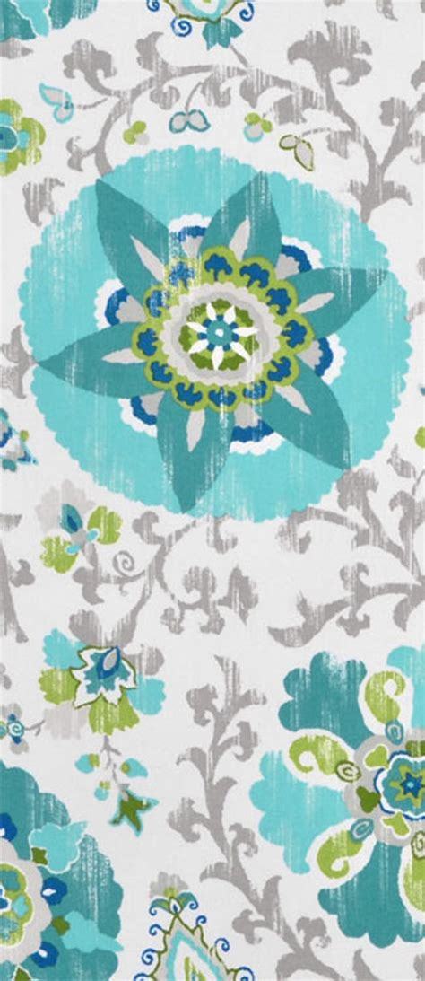 grey pattern turquoise manduca 17 best ideas about turquoise fabric on pinterest