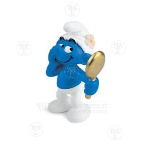 Vanity Smurfs by Vanity Smurf Figure Discontinued
