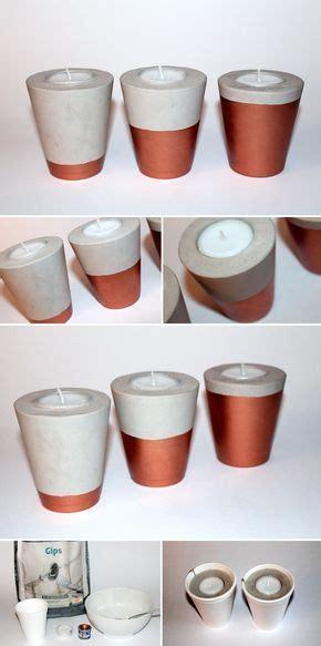 kerzenhalter vase 17 best images about cement diy on door