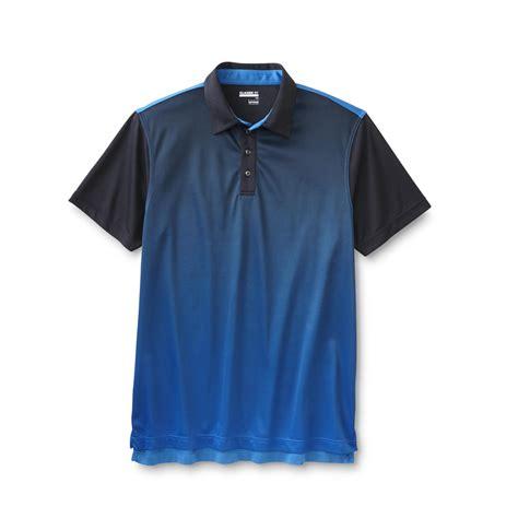 Polo Basic 4 Colour basic editions s polo shirt colorblock kmart