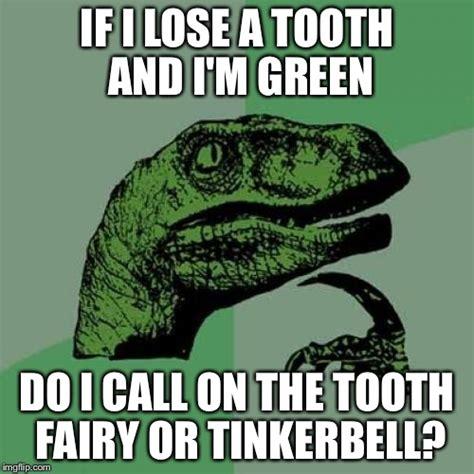 Tooth Fairy Meme - philosoraptor meme imgflip