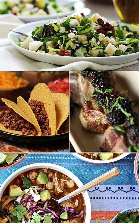 fast dinner ideas popsugar food