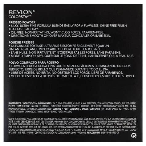 Revlon Translucent Powder buy revlon colorstay pressed powder translucent at