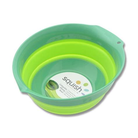 Squish For By Jaya Cell 88 squish mixing bowl 5 quart green