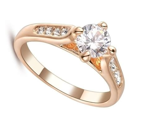 wholesale fashion imitation jewelry wedding ring