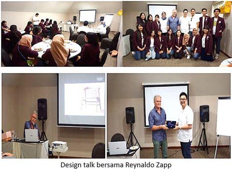 design interior binus design talk with reynaldo zapp zapp design