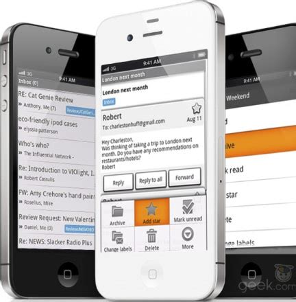 gmail calendar mobile gmail redesigns mobile app for ios android colocation
