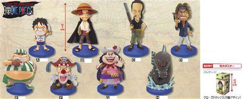 Kapal One Figure Shanks Lucky Roo Ben Figure Aokiji Lu Buy Small Trading Figures One Kumitateshiki World