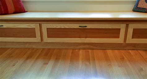 Window Seats With Drawers by Built In Window Seat With Drawers Dc