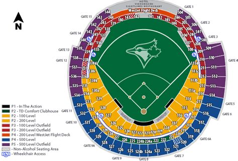rogers centre seating plan for concerts rogers center seating chart rogers centre tickets rogers