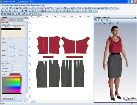 design fashion program cad cam in fashion and clothing design a rose like this