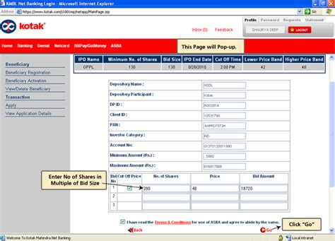 kotak net banking apply Can you download free on site