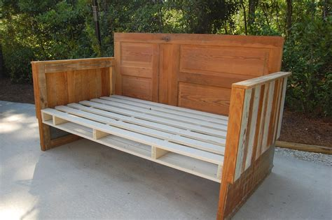 how to build a day bed antebellum 1862 how to make a reclaimed wood day bed