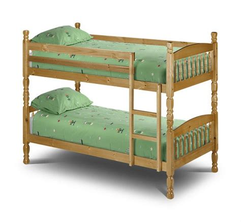 2ft 6 Mid Sleeper by Julian Bowen Lincoln 2ft6 Small Single Pine Bunk Bed By