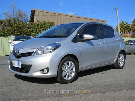Exterior Mobil Fog L Yaris 2009 On 2013 toyota yaris yrx hatch in launceston tas