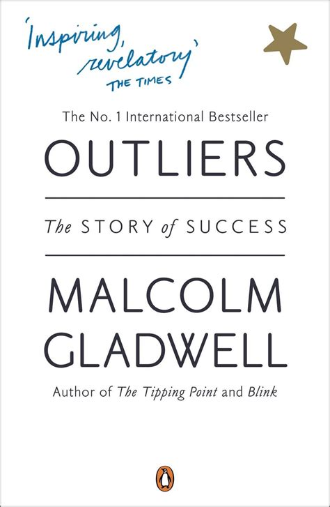 outliers the story of success by malcolm gladwell books