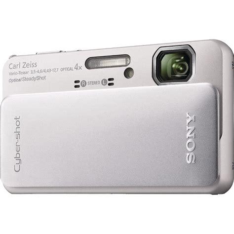 Kamera Sony Dsc Tx10 sony cyber dsc tx10 digital silver dsctx10 b h