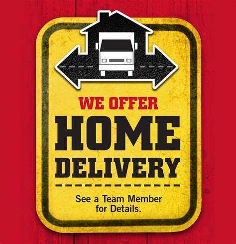 tractor supply houses store to home delivery options tractor supply co