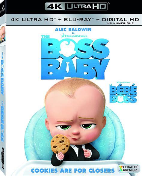 Baby 4k Bluray baby 4k edition orcasound