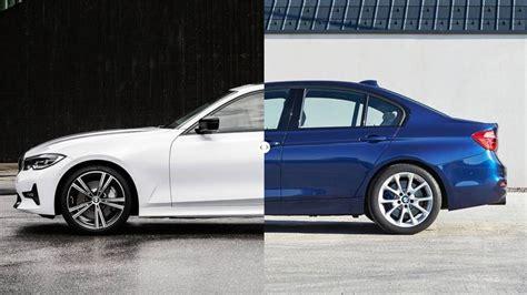 Bmw 3er Alt by Bmw 3er Limousine Alt Und Neu Im Vergleich