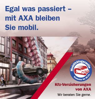 Autoversicherung Rechner Axa by Axa Viechtach Koller Baur Ohg Kfz Versicherung 2015 Axa