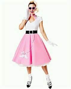 50s Wardrobe by 50s Style With Frilly White Socks School 50 S Era