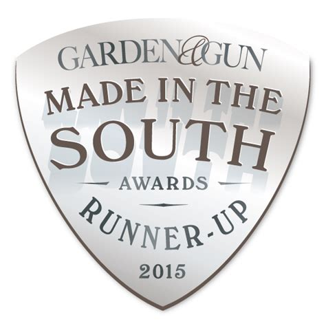 Garden And Gun Made In The South 2015 ironman knives handmade carbon steel kitchen knives
