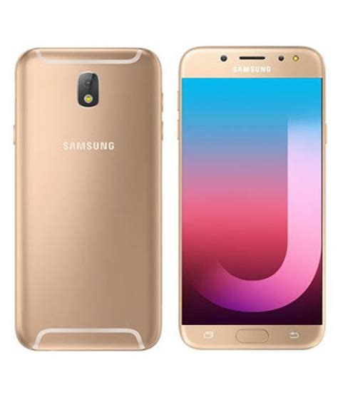 j samsung j7 pro samsung galaxy j7 pro 3 gb 64 gb gold mobile phones at low prices snapdeal india