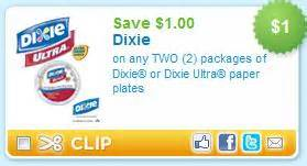 new dixie paper plates coupon