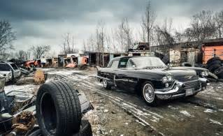 Cadillac Salvage Yards Their Ghosts Still Haunt The Place How Four Gm Motorama