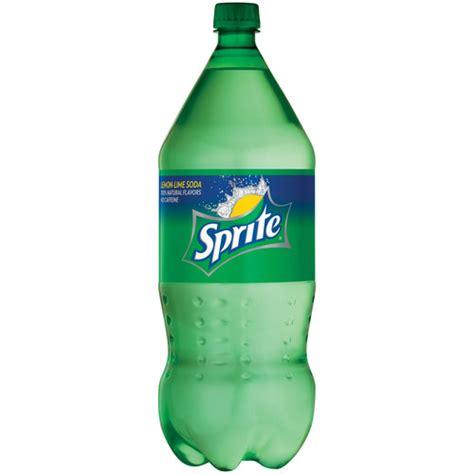 Soda L by Sprite Lemon Lime Soda 2 L Walmart