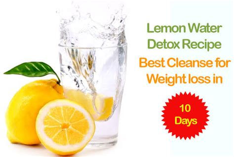 Lemon Detox Diet Recipe by Aerobic Exercises Archives Our Motivations Design