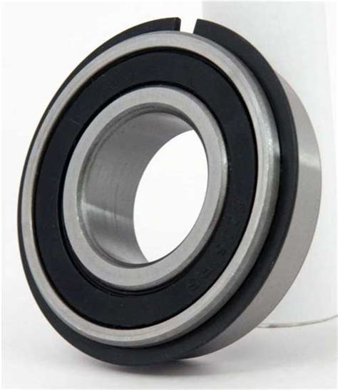 Bearing 6205 Nr Asb 6205 2rsnr bearing 25x52x15 sealed snap ring bearings