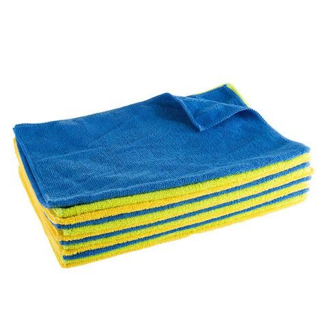 Tangan Cendol Microfiber Towel Microfiber stalwart 16 in x 12 in x 125 in microfiber cloth cleaning towels 12 pack m600022 the