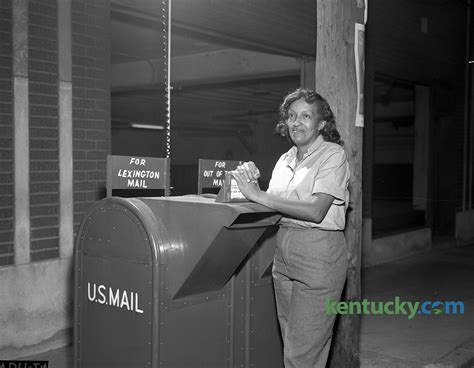 Become A Mail Carrier s peacetime mail carrier 1963 kentucky photo archive
