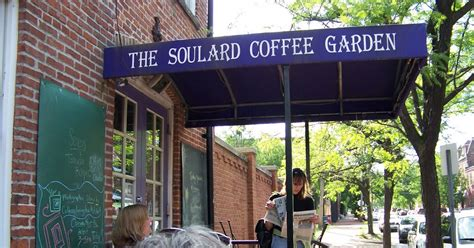 Soulard Coffee Garden by S Design Studio Colleen Livingston Mitchell A Stl