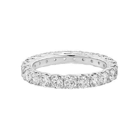 brilliant eternity band 2 ct tw betteridge