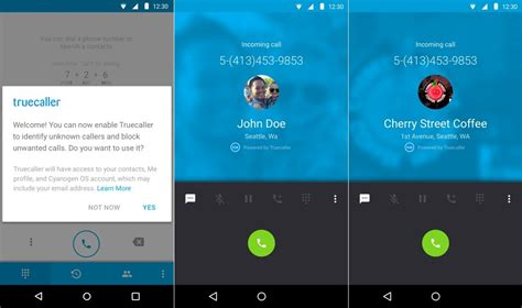 cyanogen and truecaller are partnering to build a new dialer app android central