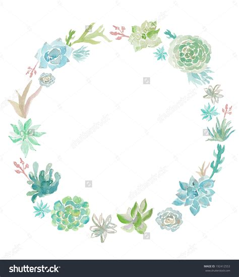 succulent clip succulents clip www imgkid the image kid has it
