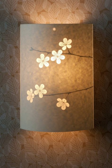 cherry blossom wall l radiance