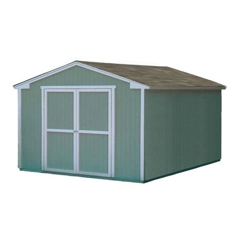 handy home cumberland storage shed    ft walmartcom