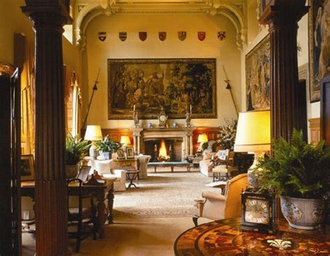 sandringham house interior country home of the