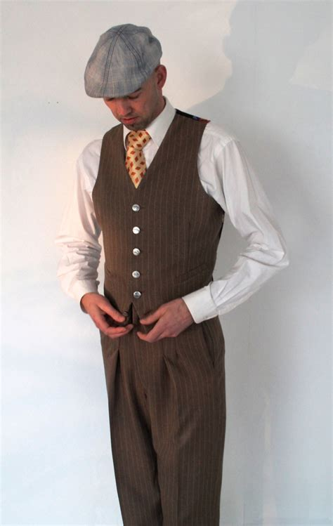 5 Vintage Style Inspirations by 1930 S S Waistcoat Vintage Inspired S