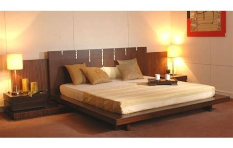 utbed buy doublebed with bed sides table by living