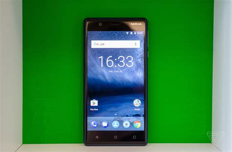 Nokia 3 Android nokia is back from the dead with a trio of android