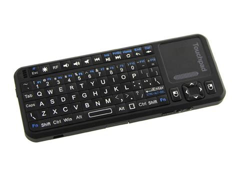 Keyboard Wireless Mini Touchpad mini wireless keyboard and touchpad mouse rechargeable user interface seeed studio