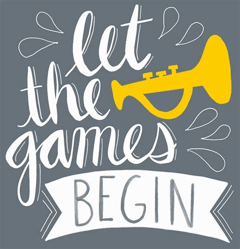 Let The Begin by Quot Let The Begin Quot Stickers By Laurel98 Redbubble