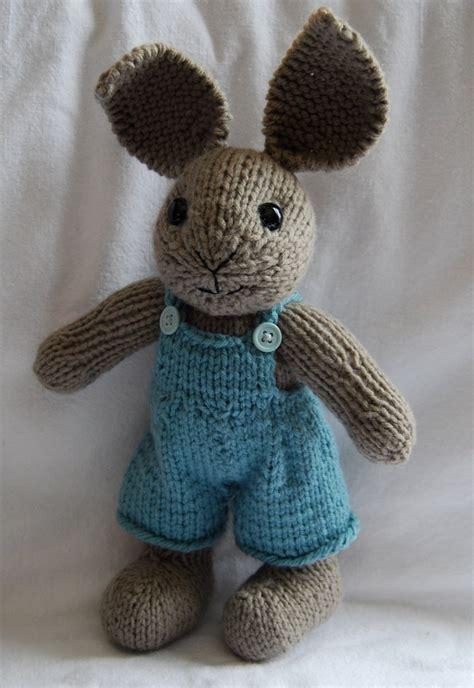knitting pattern rabbit toy 189 best easter crochet and knitting images on pinterest